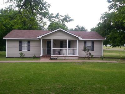 Farmersville Single Family Home For Sale: 125 State Highway 78 N