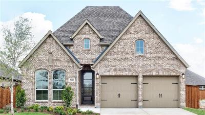 McKinney Single Family Home For Sale: 8620 Holliday Creek Way