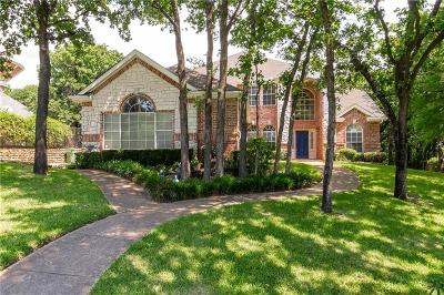 Southlake, Westlake, Trophy Club Single Family Home For Sale: 2800 Carrick Court