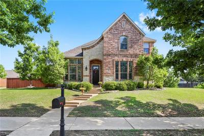 North Richland Hills Single Family Home For Sale: 8101 Creek View Drive