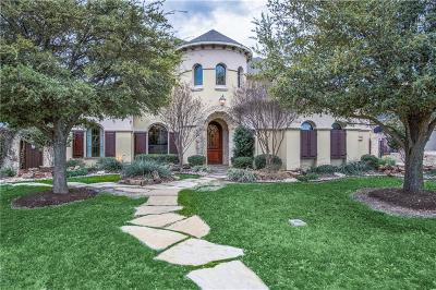 Prosper Single Family Home Active Option Contract: 2790 Gentle Creek Trail