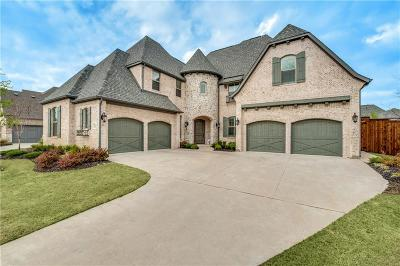 Frisco Single Family Home For Sale: 3782 Briar Tree Lane