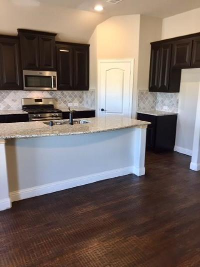 Denison Single Family Home For Sale: 3605 Fawn Meadow Trail