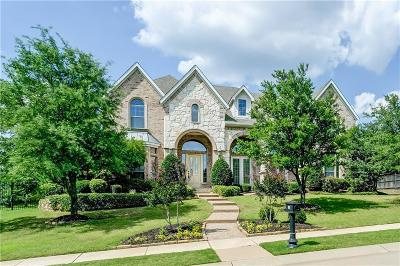 Southlake, Westlake, Trophy Club Single Family Home Active Option Contract: 408 Stockton Drive