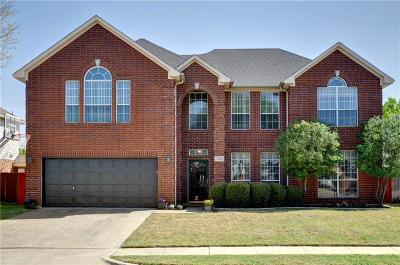 Keller Single Family Home For Sale: 1536 Creekview Drive