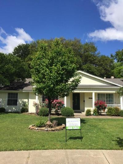 Single Family Home For Sale: 11451 Cromwell Court