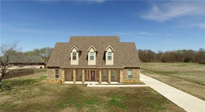 Gunter Single Family Home For Sale: 102 Broken Bow Drive