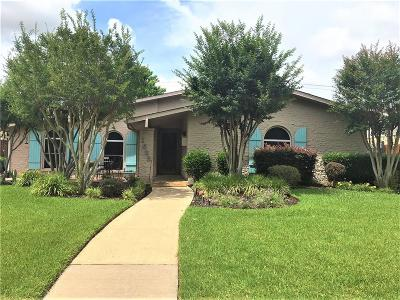 Lewisville Single Family Home For Sale: 1523 Carnation Drive