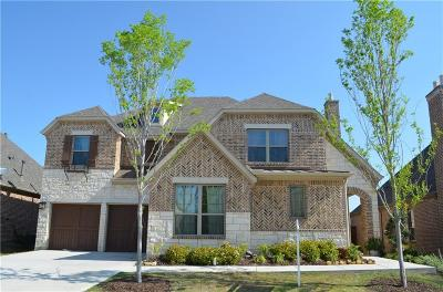 The Colony Single Family Home For Sale: 3737 Nottingham