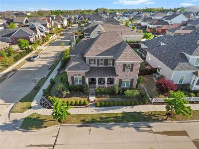 McKinney Single Family Home For Sale: 7501 Townsend Boulevard