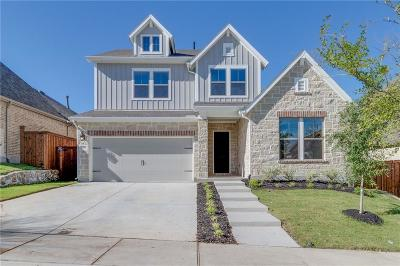 Fort Worth Single Family Home Active Contingent: 13904 Green Elm Road
