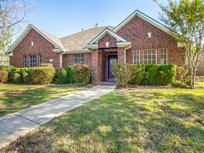 Rockwall Single Family Home Active Option Contract: 514 Shadow Oaks Court