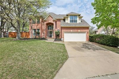 Highland Village Single Family Home For Sale: 935 Crown Court