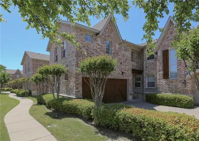 Coppell Townhouse For Sale: 1203 Bethel School Court
