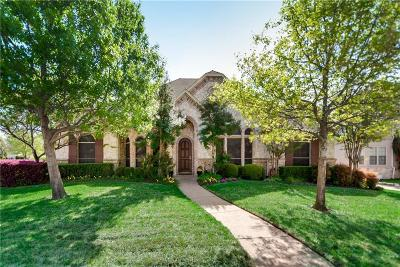 Colleyville Single Family Home For Sale: 6411 Champion Way