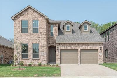 Melissa Single Family Home For Sale: 2111 Laurel Street