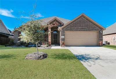 Forney TX Single Family Home For Sale: $267,090