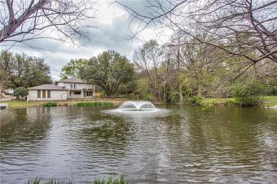 Fort Worth Single Family Home For Sale: 3408 Bellaire Park Court