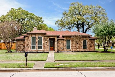 Coppell Single Family Home Active Option Contract: 500 Cozby Avenue