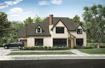 Southlake TX Single Family Home For Sale: $1,499,950