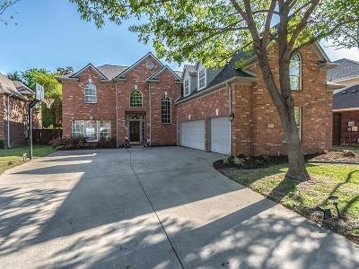 Flower Mound Single Family Home For Sale: 2201 Shumard Lane