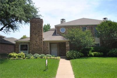 Addison Half Duplex For Sale: 4014 Morman Lane