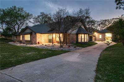Colleyville Single Family Home For Sale: 3900 Deepwood Street