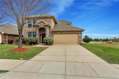 Fort Worth TX Single Family Home For Sale: $288,888