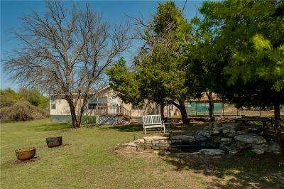 Springtown Single Family Home Active Contingent: 183 Finley Court