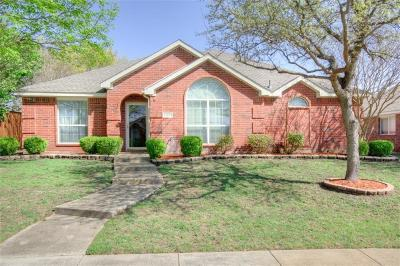 Frisco Single Family Home For Sale: 12108 Riviera Road