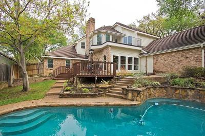 Colleyville Single Family Home Active Contingent: 3507 Crossgate Circle S