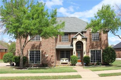 Highland Village Single Family Home For Sale: 3316 Castlewood Boulevard