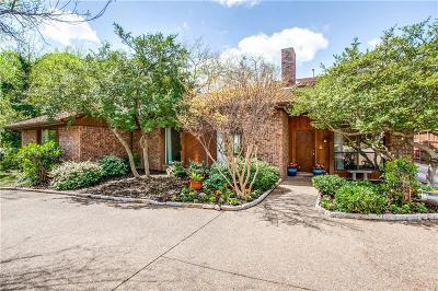 Single Family Home For Sale: 11902 Woodbridge Drive