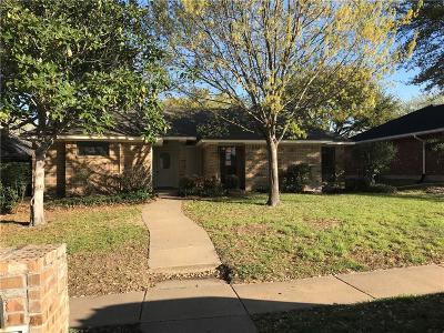 Ennis Single Family Home For Sale: 1202 Casa Linda Street