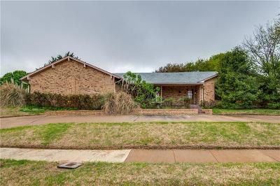 Irving Single Family Home For Sale: 615 Balboa Street