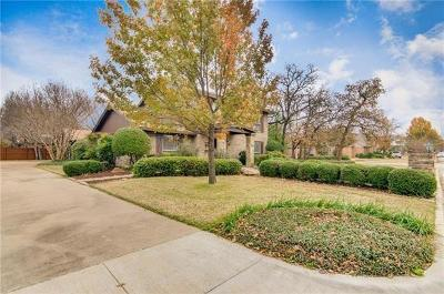 Southlake, Westlake, Trophy Club Single Family Home Active Option Contract: 10 Hillcrest Court
