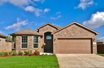 Fort Worth TX Single Family Home For Sale: $269,325