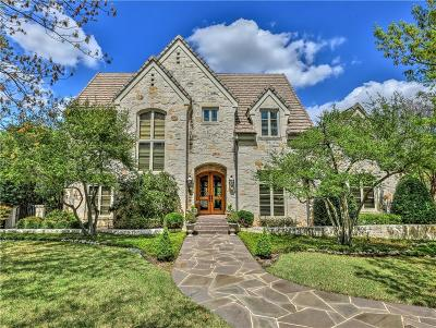 Mira Vista, Mira Vista Add, Trinity Heights, Meadows West, Meadows West Add, Bellaire Park, Bellaire Park North Single Family Home For Sale: 6901 Ridgewood Drive