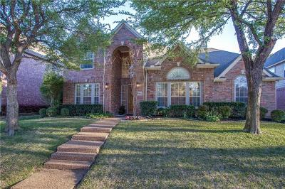 Plano Single Family Home Active Option Contract: 3704 Stockport Drive