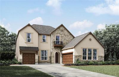 Prosper Single Family Home For Sale: 3430 Beechwood Drive