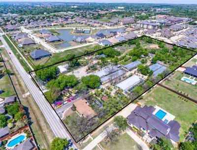 Southlake Residential Lots & Land For Sale: 2515 Union Church Road