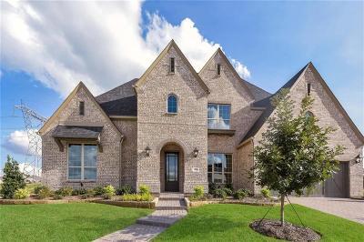 Prosper Single Family Home For Sale: 3470 Newport Drive