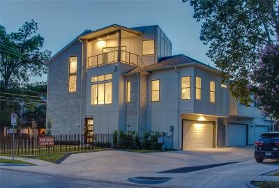 Dallas, Fort Worth Single Family Home For Sale: 2802 Lee