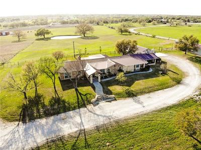 Springtown Single Family Home For Sale: 2465 Cottondale Road