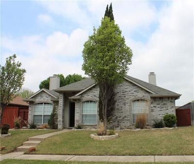 Frisco Single Family Home For Sale: 7879 Roundtable Road