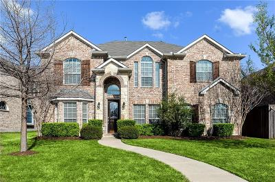 Frisco Single Family Home Active Contingent: 12630 Pond Cypress Lane