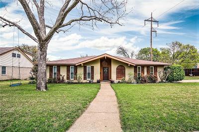 Richardson Single Family Home For Sale: 504 Arrowhead Drive