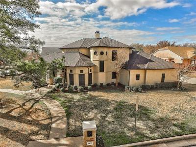 Arlington Single Family Home Active Option Contract: 4800 Sangre Court