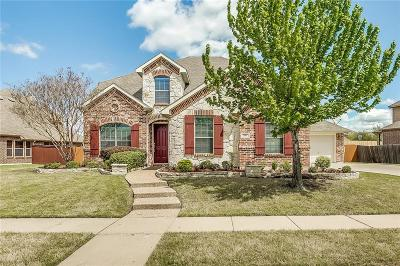 Fate Single Family Home For Sale: 361 Phillips Court
