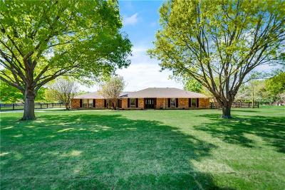 Lucas Single Family Home For Sale: 1615 Lynn Lane